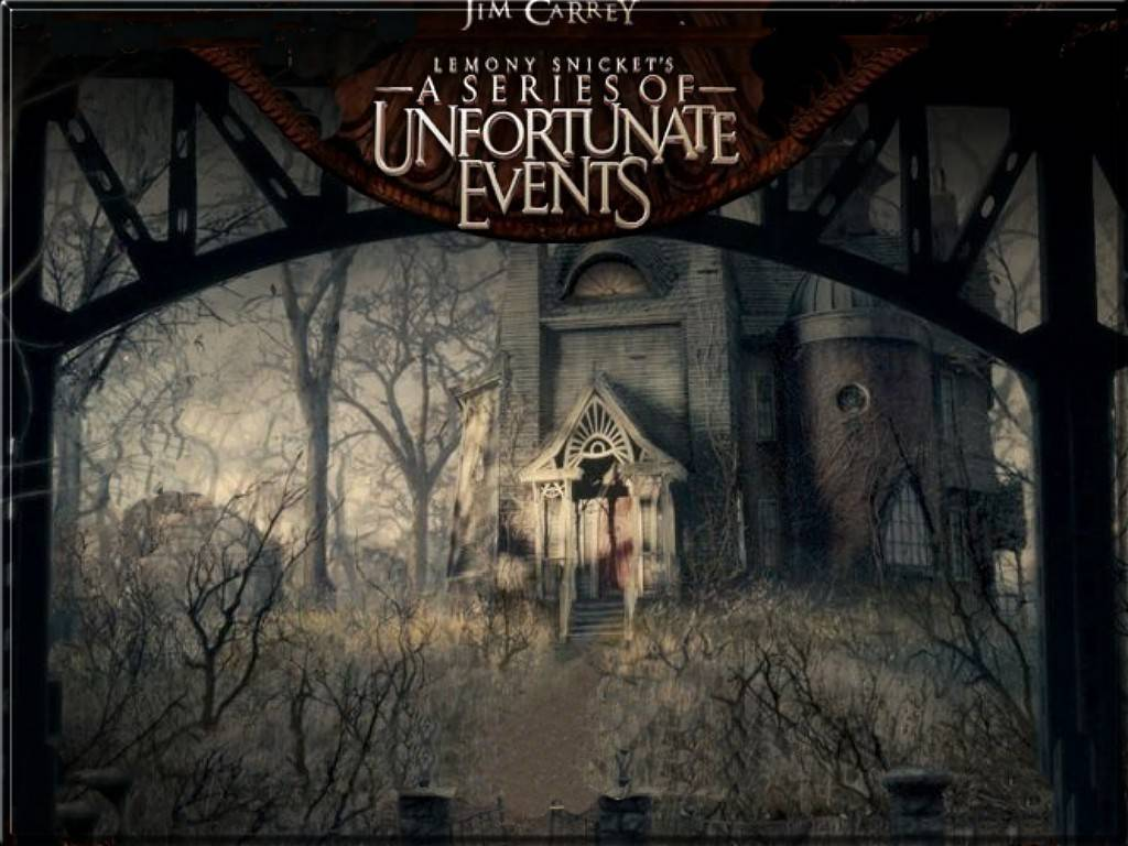 the series of unfortunate events book review