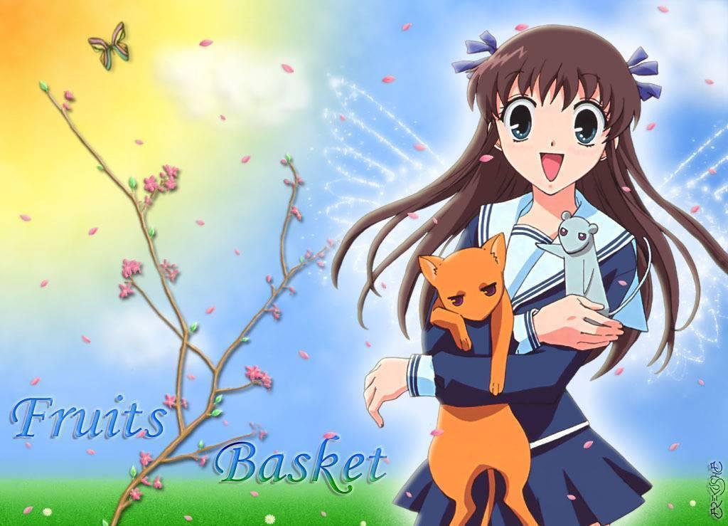 fruits basket anime dried fruits